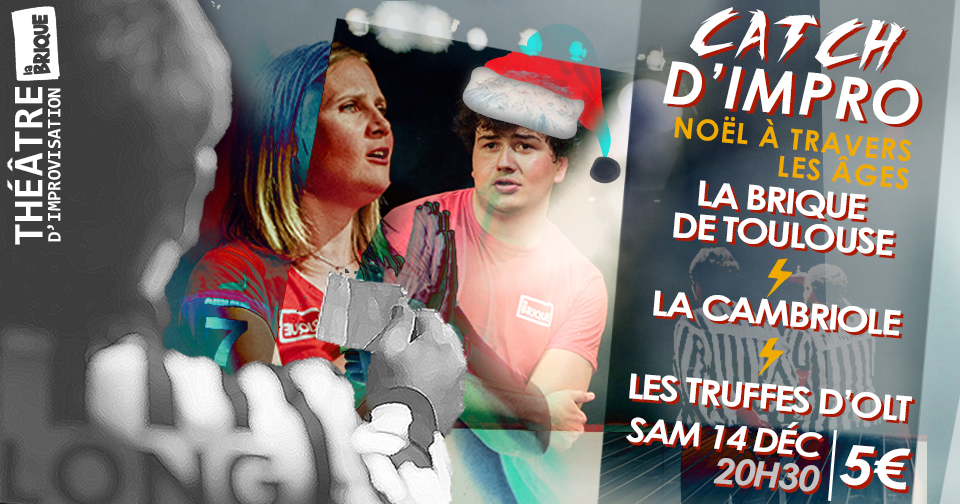 Catch d'impro - Noël à travers les âges